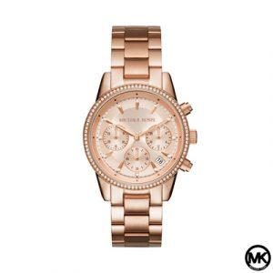 MK6357 Michael Kors Ritz horloge