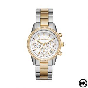MK6474 Michael Kors Ritz horloge