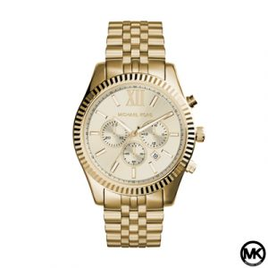 MK8281 Michael Kors Lexington horloge