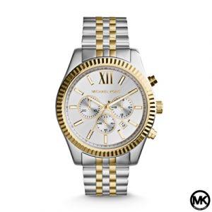 MK8344 Michael Kors Lexington horloge