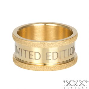 Basis ring Limited 10 mm iXXXi R07901-01